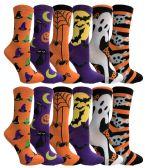 60 of Yacht & Smith Womens Halloween Crew Socks
